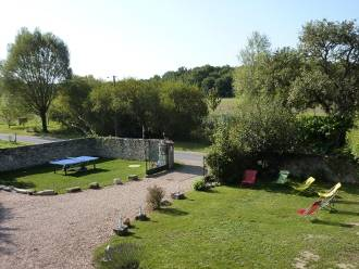 Family suite in B & B near the zoo at Beauval and les chateaux de la Loire